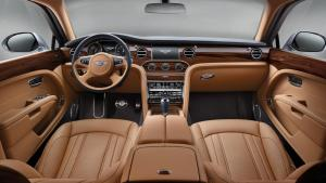 First look at the new Bentley Mulsanne