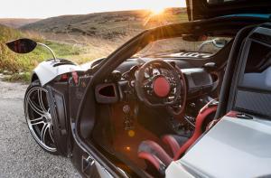 Pagani announce limited-run 800bhp Huayra BC