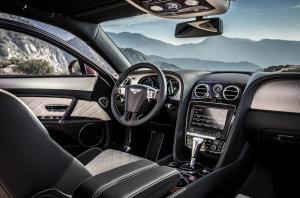 New Bentley Flying Spur V8 S